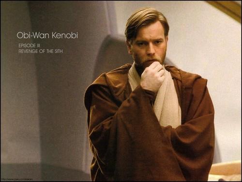 Obi-Wan Kenobi پیپر وال