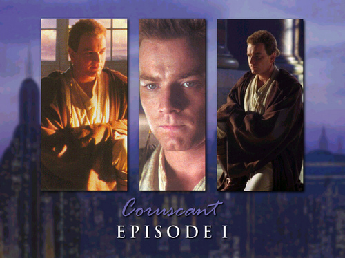 Obi-Wan Kenobi fond d'écran