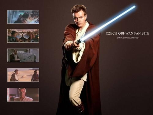 Obi-Wan Kenobi achtergrond
