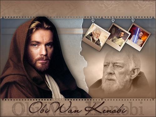 Obi-Wan Kenobi wallpaper
