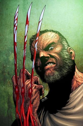 Old Man Logan - wolverine Photo