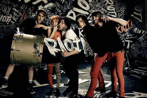 Paramore: Misery Business সঙ্গীত Video Shoot