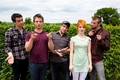 Paramore at the BNE photo shoot