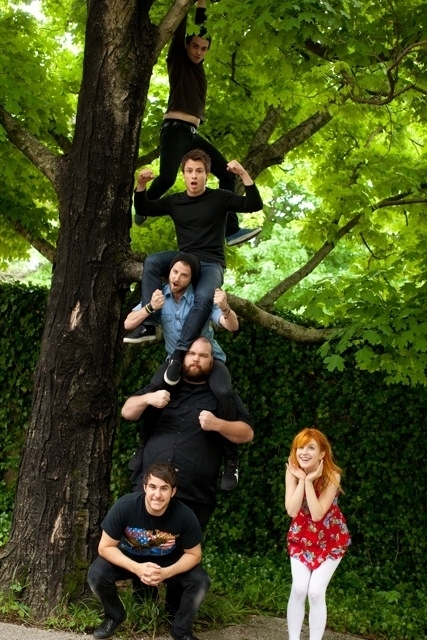 Paramore - brand-new-eyes photo