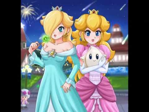 persik and Rosalina
