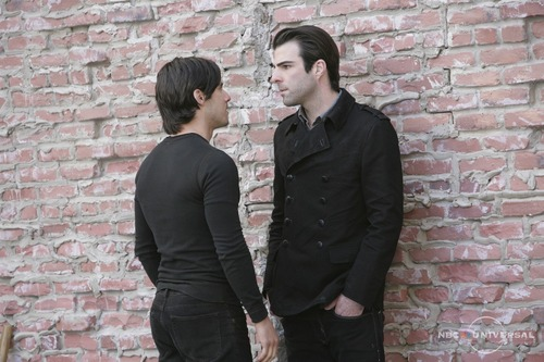 Promotional Stills 4x18 - THE uithangbord