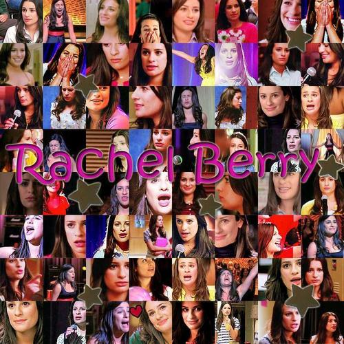 Rachel B Icon Collage