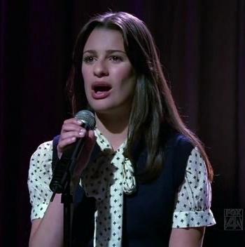 """Rachel (""""take a bow"""")"""