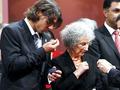 Rafa removes hair old lady