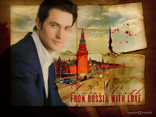 Richard Armitage Hintergrund entitled Richard Armitage