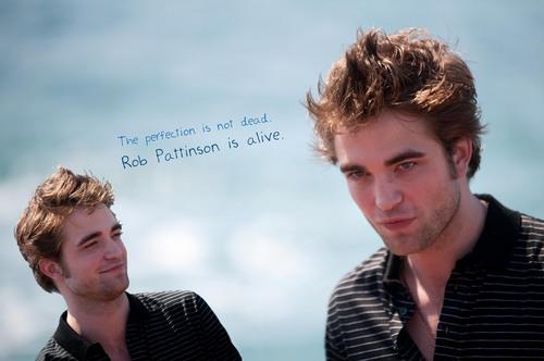 Rob Pattinson 바탕화면