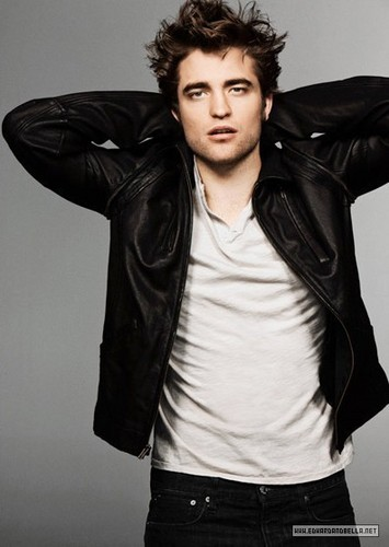 "Robert Pattinson ""Entertainment Weekly"" Outtakes"
