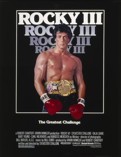 Rocky wallpaper titled Rocky III