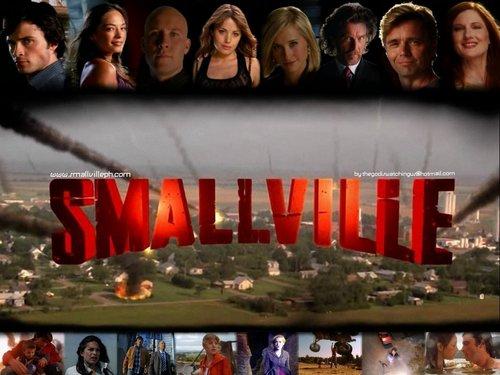 SMALLVILLE/CAST