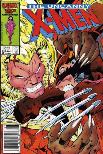 Sabretooth and Wolverine