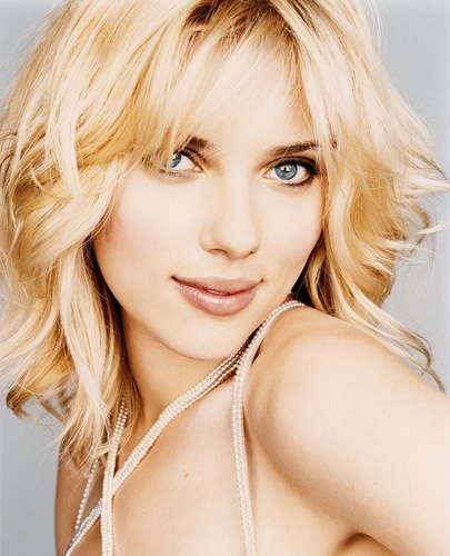 Scarlett Johansson | Unknown Photoshoot (HQ)