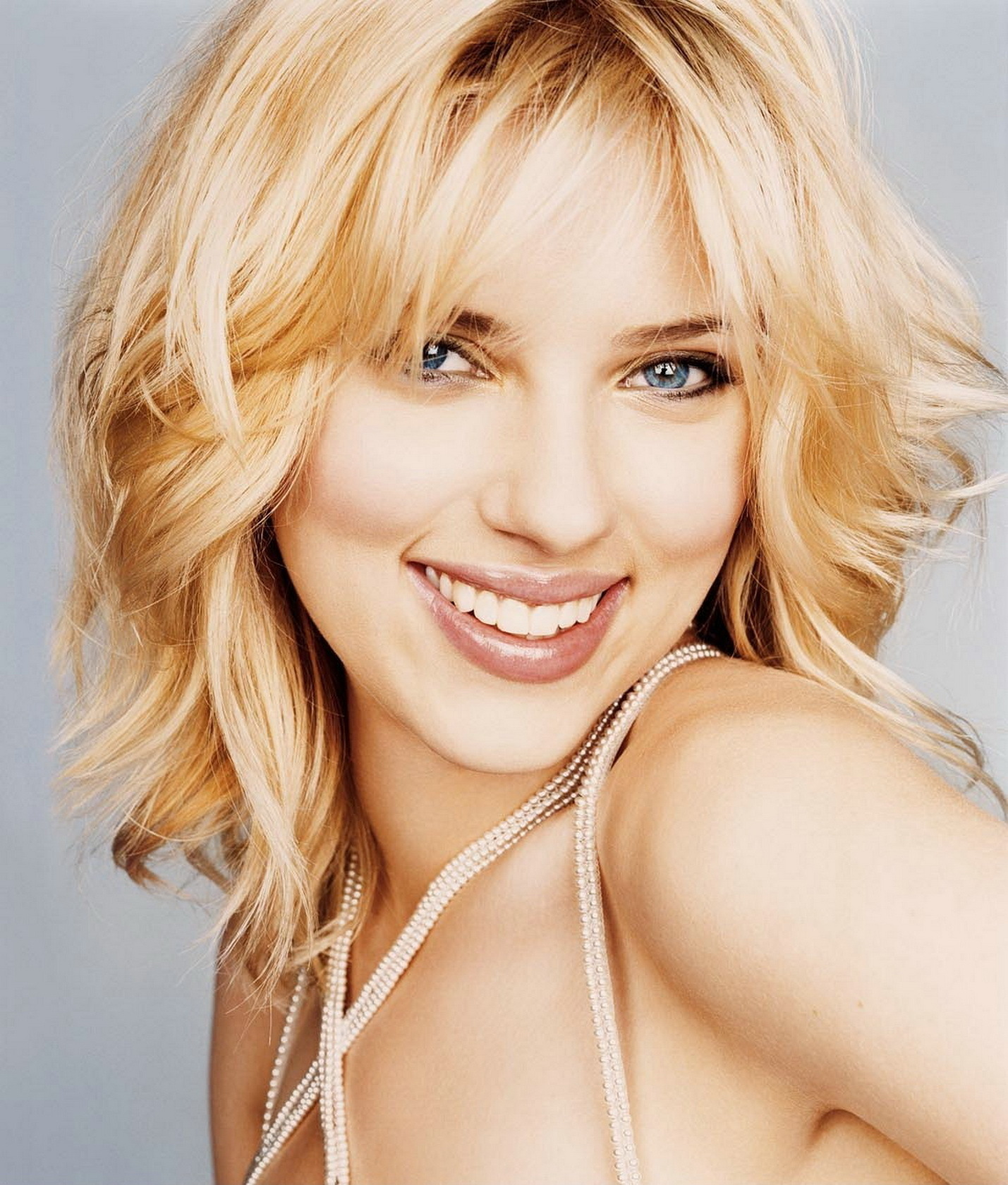 Scarlett Johansson | Unknown Photoshoot (HQ)