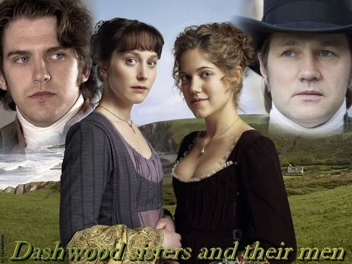 Dashwood Sisters and Their Men