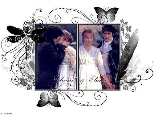 Edward and Elinor