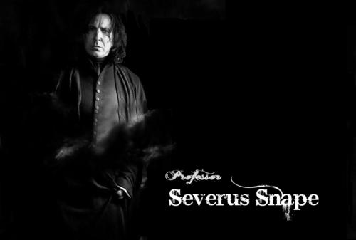 Severus Snape Hintergrund