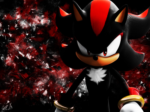 Shadow The Hedgehog wallpaper titled Shadow The Hedgehog