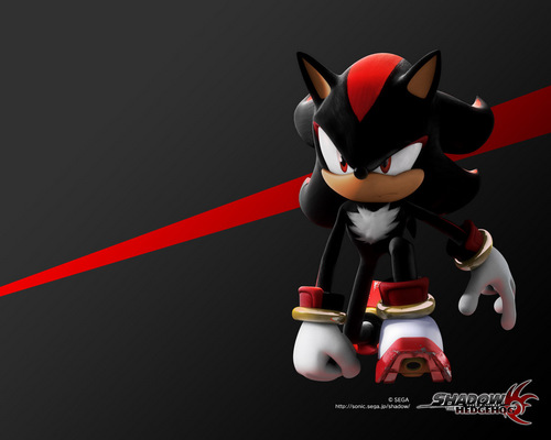 Shadow The Hedgehog wallpaper titled Shadow!