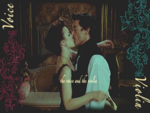 Sherlock Holmes and Irene Adler wallpaper titled Sherlock Holmes and Irene Adler