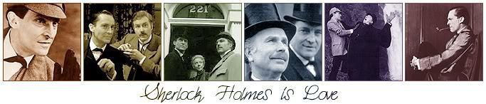 Sherlock Holmes is Love