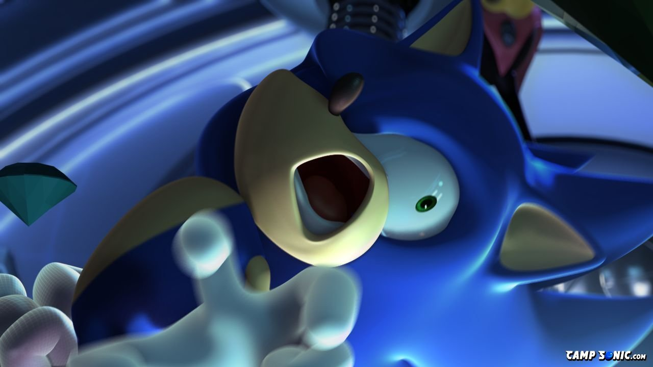 Sonic Unleashed XD