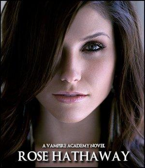 Sophia struik, bush as Rose Hathaway