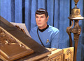 Spock playing the piano. :)