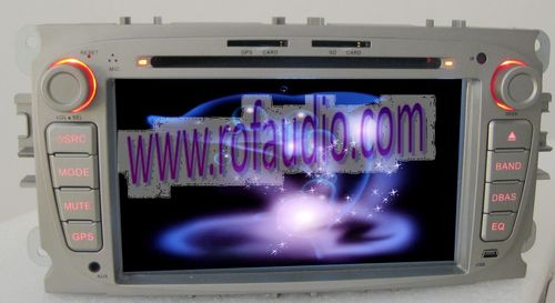 "Special for Ford Mondeo, Focus 2009 with GPS (ROF1801HD), 7"" digital screen,rds"