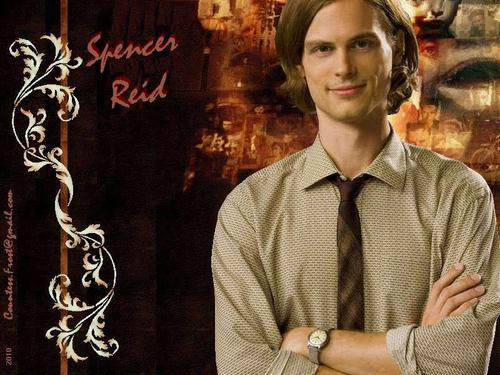 Criminal Minds Hintergrund called Spencer Reid