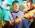 Spock galore :)