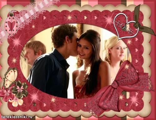 Stefan & Elena