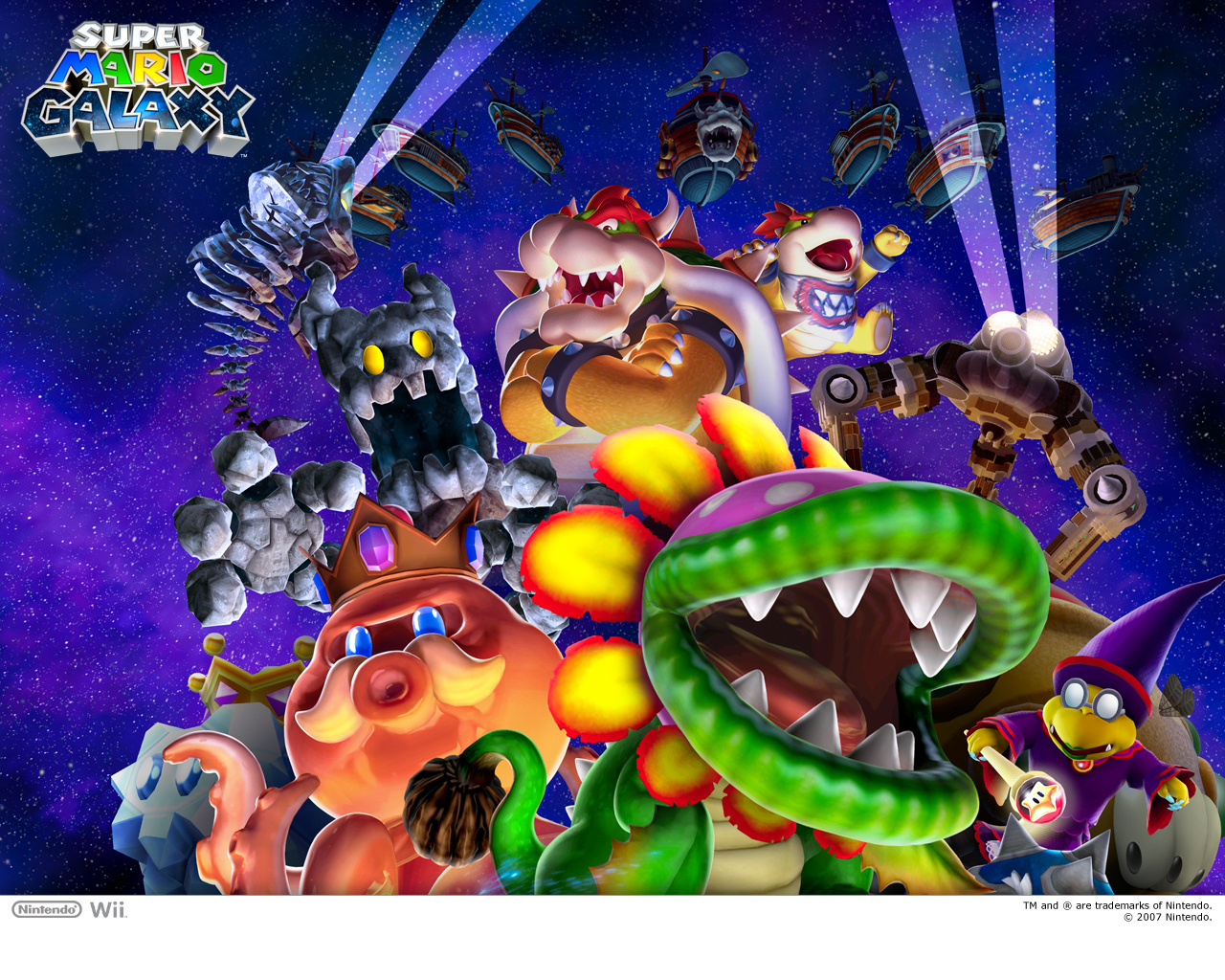 Super Mario Galaxy Super Mario Galaxy Wallpaper 10067422