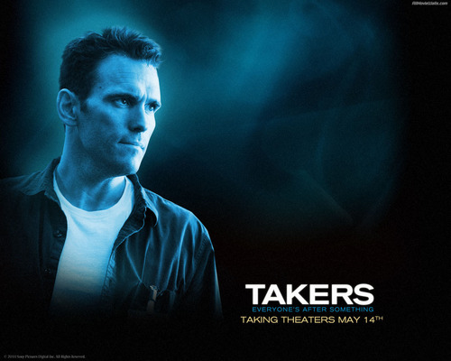 films fond d'écran titled Takers