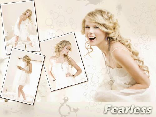 """Taylor """"Fearless Album"""""""