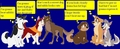Tha dogs and their thoughts - balto fan art