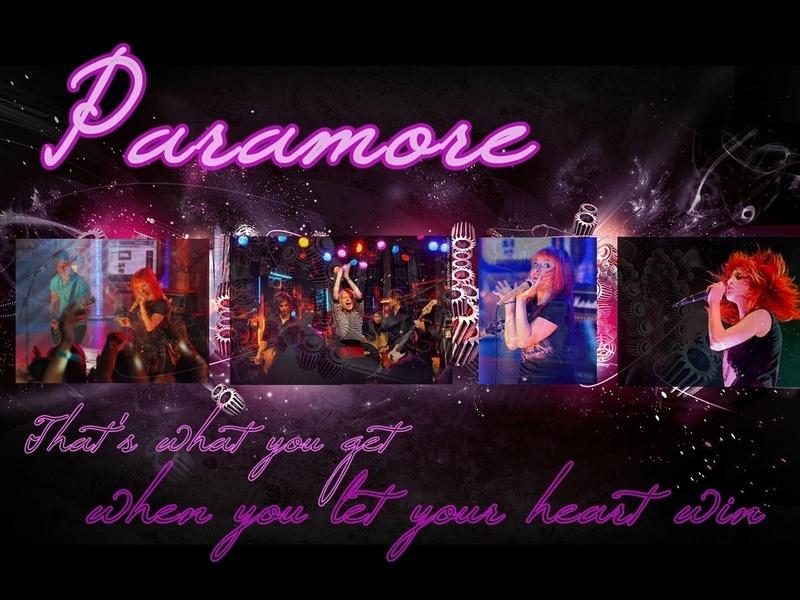 paramore wallpaper. Paramore Wallpaper