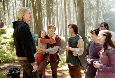 The Chronicles of Narnia - Prince Caspian (2008) > Behind the Scenes