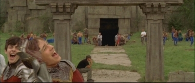 The Chronicles of Narnia - Prince Caspian (2008) > DVD - Bloopers