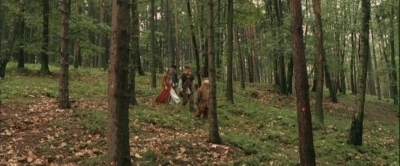 """The Chronicles of Narnia - Prince Caspian (2008) > DVD - Deleted Scenes - """"Dryad"""""""