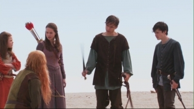 The Chronicles of Narnia - Prince Caspian (2008) > DVD - Inside Narnia