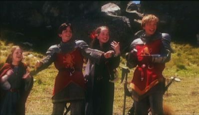 The Chronicles of Narnia - The Lion, The Witch and The Wardrobe (2005) > DVD - The Children's Magica
