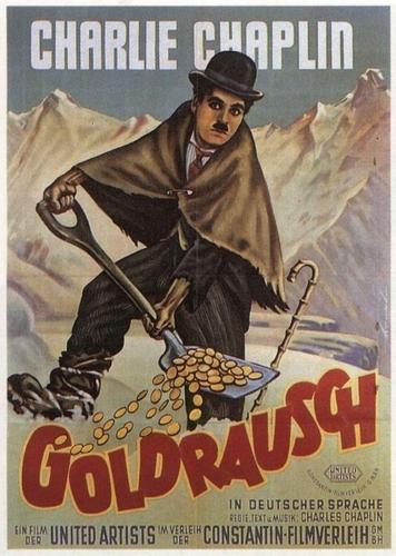 The dhahabu Rush Posters Movie