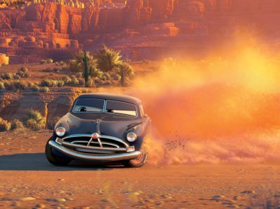 The Incredible Doc Hudson