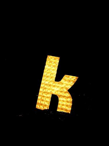 """The Killes """"K"""""""