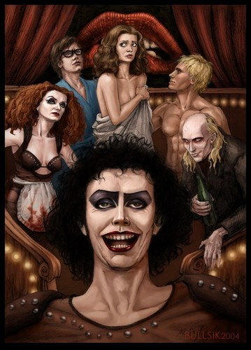 The Rocky Horror Picture ipakita