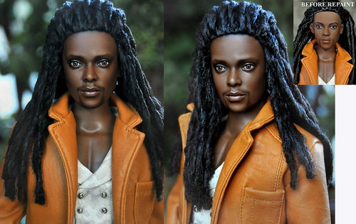 The most precise Twilight dolls(repainted)